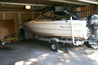 MARINE TESTED 17' Sportster Cutter Bowrider Package