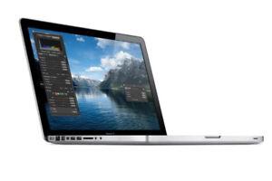 """!!MacbookPro 15"""" Core 2 Duo 549$"""