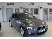 2014 64 BMW 3 SERIES 3.0 330D XDRIVE M SPORT 4D AUTO 255 BHP DIESEL
