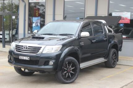 From just $142 Per Week! ON FINANCE* 2011 Toyota Hilux Ute Blacktown Blacktown Area Preview