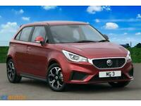 2020 MG MG3 Mg 3 Hatchback 1.5 VTi-TECH Excite 5dr Hatchback Petrol Manual