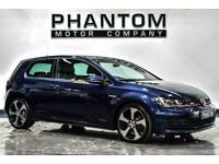 2016 66 VOLKSWAGEN GOLF 2.0 GTI LAUNCH DSG 3D 218 BHP
