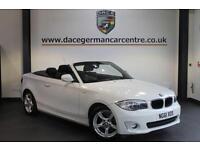 2011 61 BMW 1 SERIES 2.0 118I SPORT 2DR 141 BHP