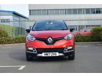 2017 RENAULT CAPTUR Renault Captur 0.9 TCE Signature Nav 5dr 2WD