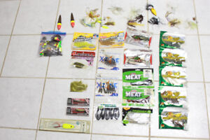 Fishing Tackle and Dvds
