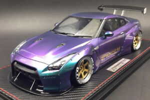 1:18 Ignition Models IG1298 Pandem Nissan R35 GTR Asia Exclusive