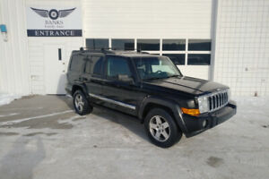 2010 JEEP COMMANDER 4X4 7 PASSENGER TAKE A LOOK!