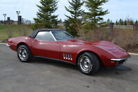 Matching Number 1969 Corvette Stingray