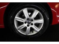 2014 Volkswagen Polo 1.4 (85ps) Match Edition Petrol red Manual