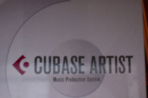 Cubase Artist With SoftWare Usb