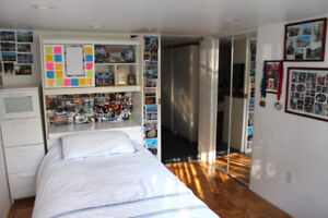 Room for Rent (January - April 2019; Close to UBC)