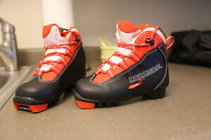 Rossignol Cross country ski boots junior