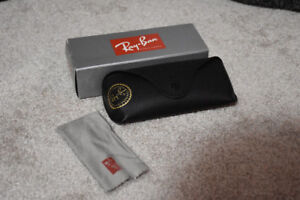 RayBan Sunglass Case and Box... Brand New Never Used