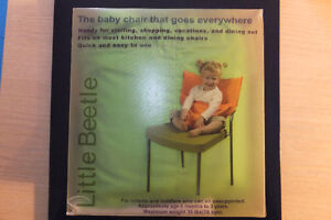 Little Beetle Baby and toddler portable chair