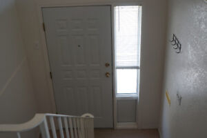 Bright, roomy, well lit 2 Story condo on quiet north side St.