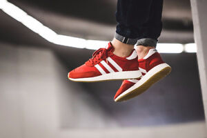 Adidas Iniki Runner Color Red Size 10 Boost