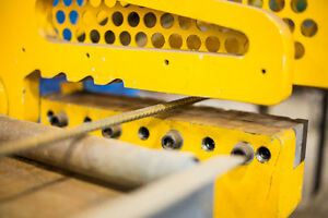 tructural Steel & Rebar - Fabrication, Cutting, Bending & Prime