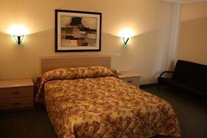 chambres à louer à Pointe-aux -trembles, motel pignons rouges