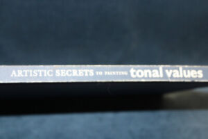 Artist Book  Artistic Secrets to Painting