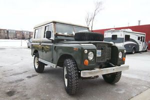 Land Rover Series III 88""