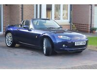 Mazda mx5 sport 2.0 low low miles full service history