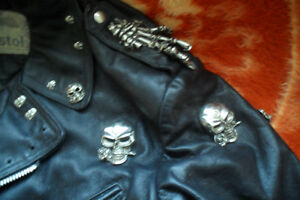 ONE OF A KIND Leather Coat Cornwall Ontario image 2