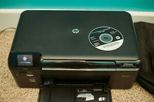 Wireless HP Photosmart e-All-In-One Printer- D110