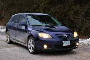 ETESTED 2006 mazda 3 manual