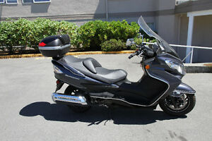2012 Suzuki Burgman for sale
