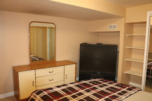 Just Bring In Your Clothes Fully Furnished Basement Suite