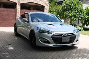 2015 Hyundai Genesis Coupe Coupe (2 door)
