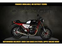 2017 17 HANWAY HC 125CC 0% DEPOSIT FINANCE AVAILABLE