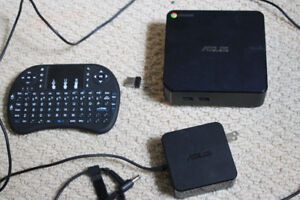 ASUS Chrome Box CN60  (SMALL BUT MIGHTY)
