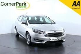 2015 FORD FOCUS TITANIUM TDCI ESTATE DIESEL