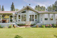 3 Acre Double Lot For Sale in Beautiful Caroline AB