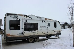 2013 Dutchmen Rubicon 2600 Toy Hauler 17FT GARAGE