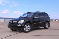 2007 Mercedes-Benz GL-Class 4.6L SUV, Crossover