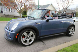 2006 MINI John Cooper Works Cabriolet