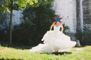 Beautiful Wedding Dress for Sale (2016)