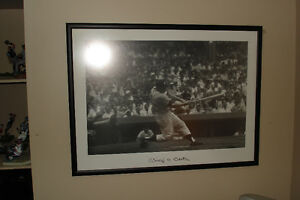 MICKEY MANTLE B&W PRINT  $100 OBO   GREAT  GIFT London Ontario image 1