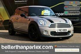 image for 2013 63 MINI HATCH ONE 1.6 ONE D BAKER STREET 20,000 MILES 1 OWNER 3D 88 BHP DIE