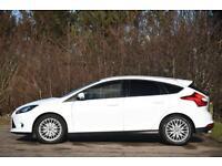 Used Ford Focus Zetec, 2014, 998cc, 5 door