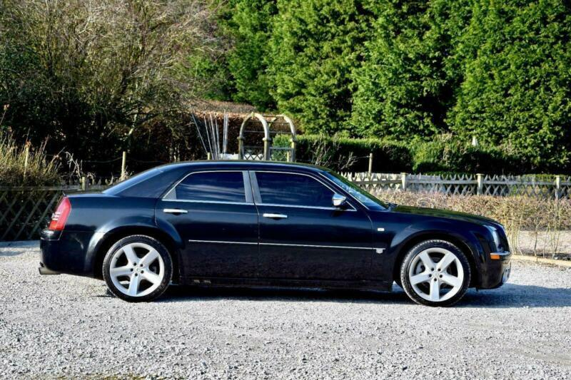 2005 Chrysler 300C 3.0 CRD V6 4dr Saloon Diesel Automatic