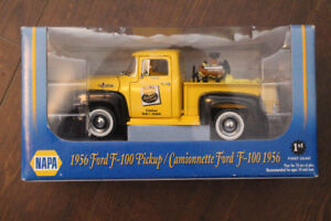 1956 Ford F-100 diecast metal replica