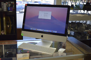 "Apple iMac 21.5"" Core i5 2.7GHz 8GB DDR3 RAM 1TB HDD Late-2012"