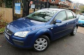 Ford Focus 1.6 LX Blue 5 Door Full Ford Service History Finance Available