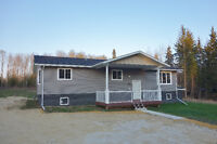 New house for sale or rent in 2801 Bambi Street in Wabasca