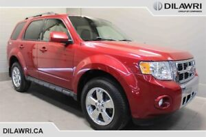 2011 Ford Escape Limited 4D Utility 4WD