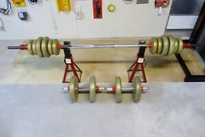 YORK BARBELL, DUMBBELLS, AND WEIGHTS