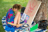 Live Painting and Mural Service